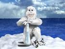 Yeti in Ice Age igre